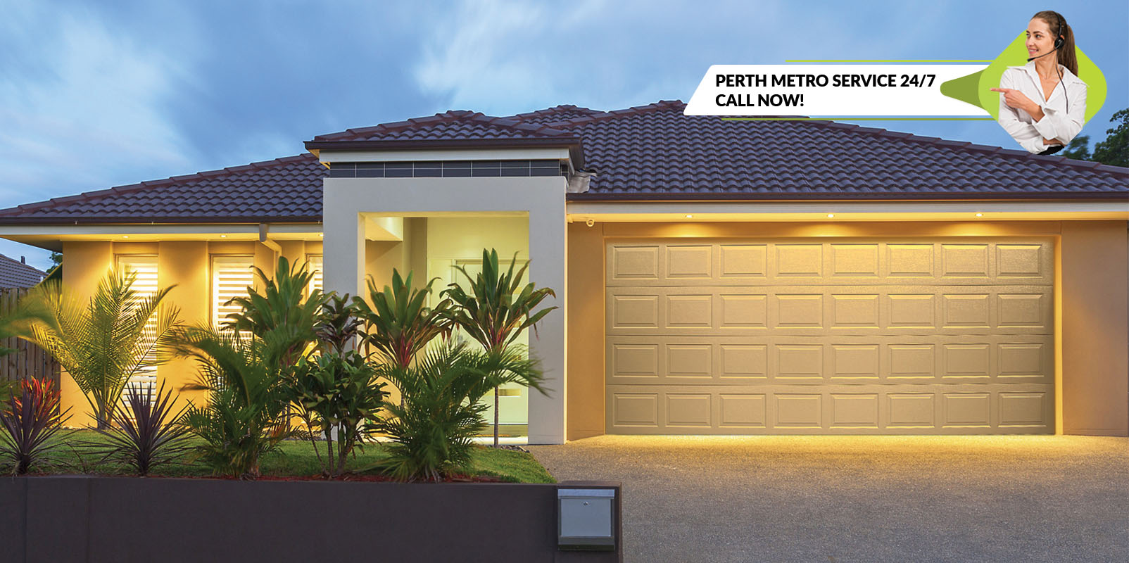 The Garage Door Shop is your trusted and reliable garage doors services whether it's for a residential or business in Perth, Western Australia.