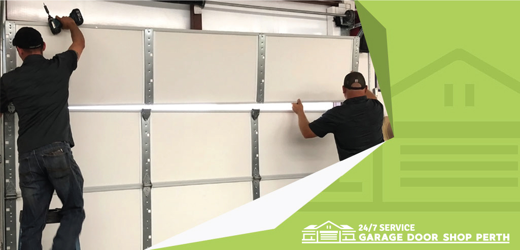 Commercial Garage Door Repairs Team