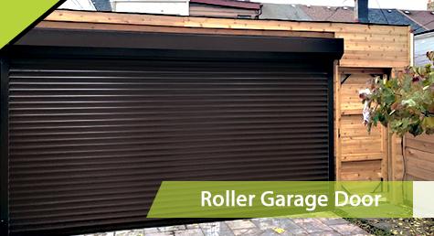 Roller Garage Door Opener