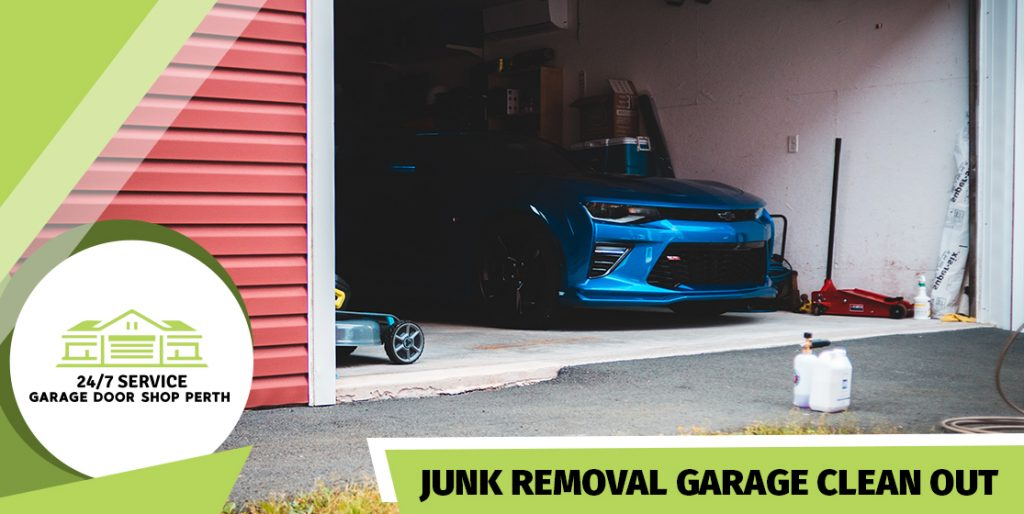 junk removal garage cleanout